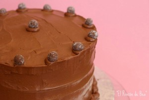 "ÁNGELES Y DEMONIOS II : ""DEVIL'S FOOD CAKE"""