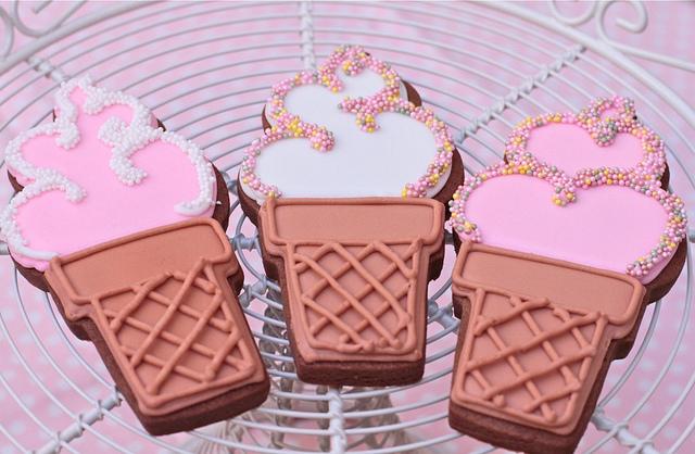 Galletas de helado