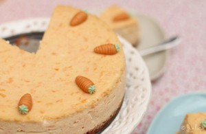 CARROT CHEESECAKE