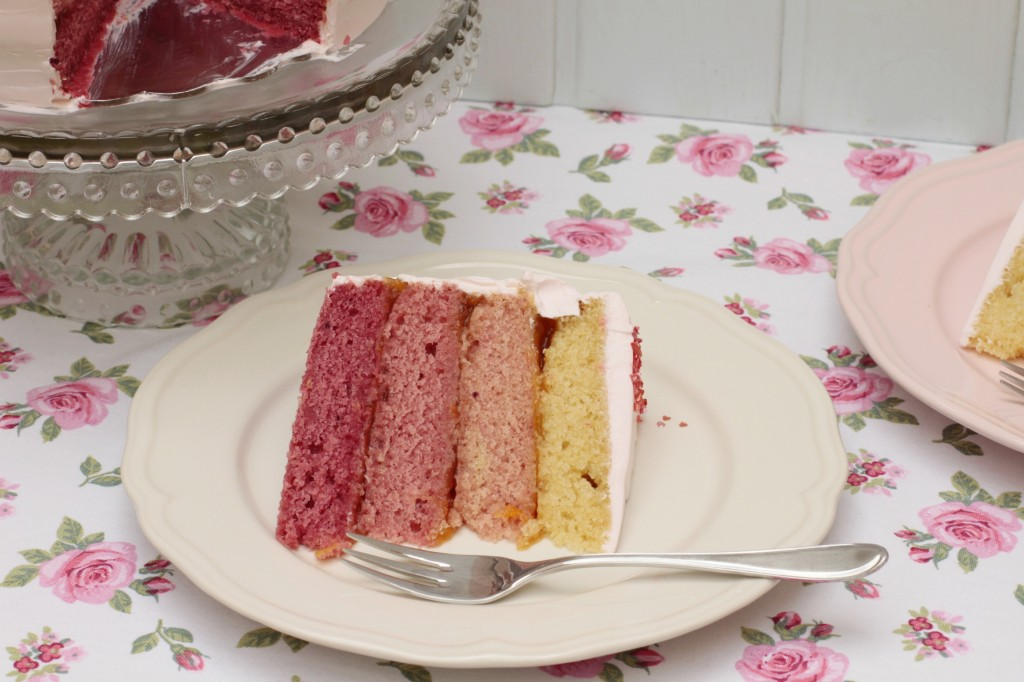 Glamorouscak... Ombre Cake