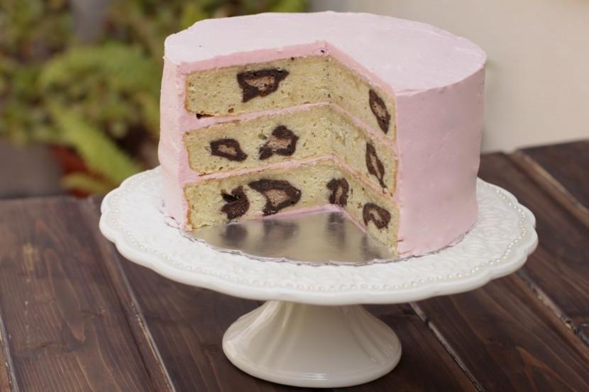 "Una tarta muy ""fashion"""