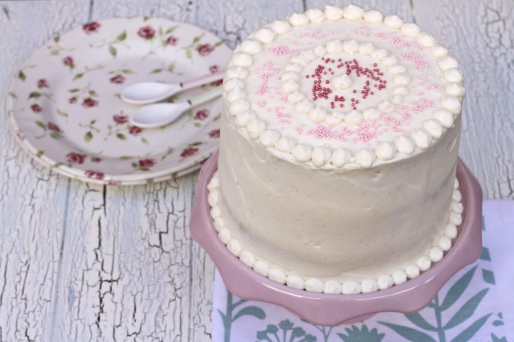 CARROT & CARDAMOM CAKE - Recetas de cocina