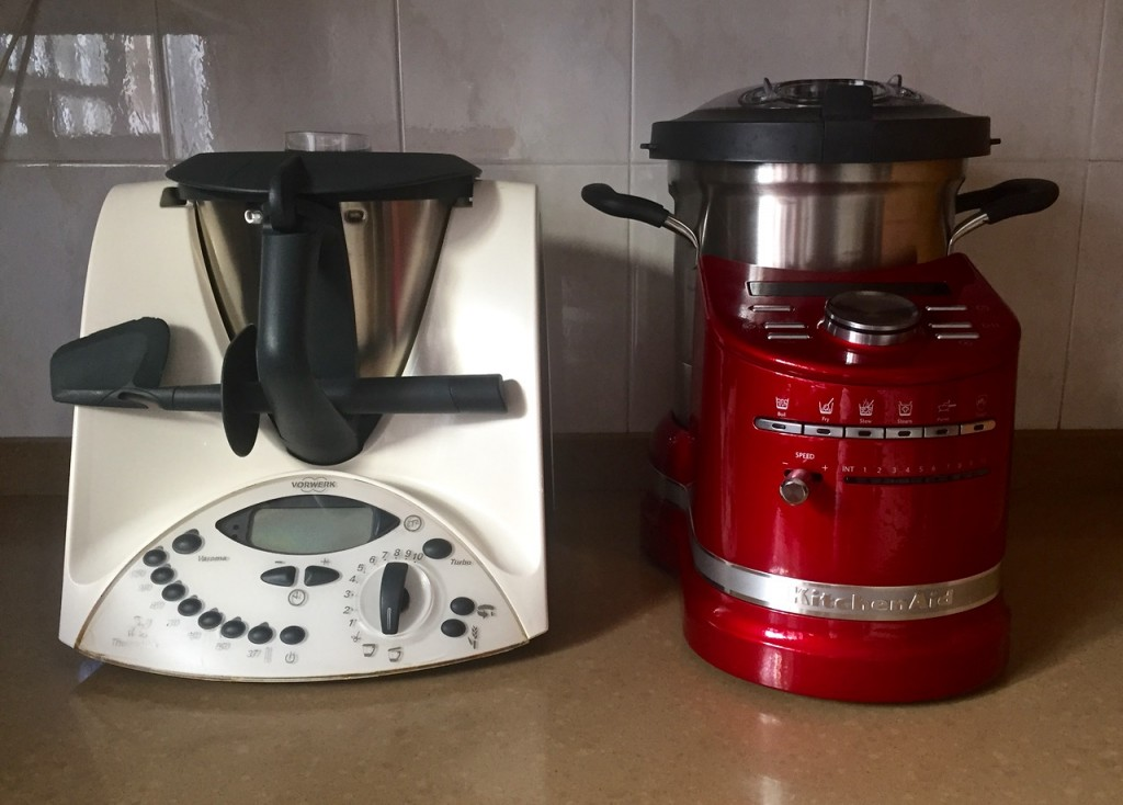 Cook Processor Vs. Thermomix 31