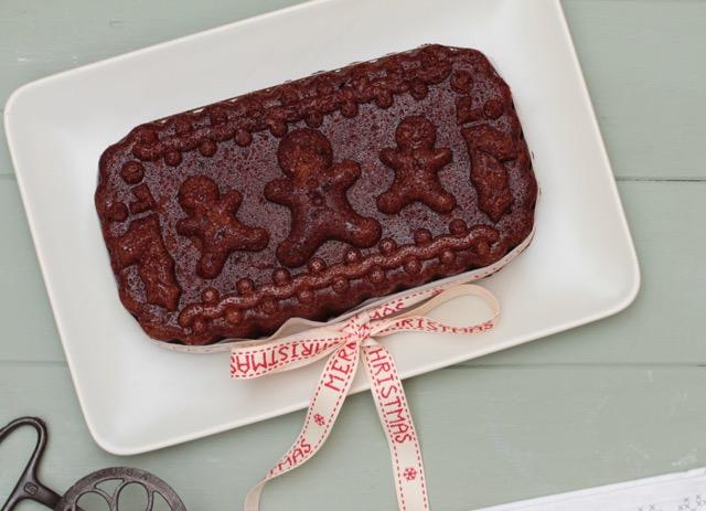 Gingerbread & Orange Loaf