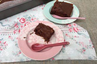 Texas sheet cake 2