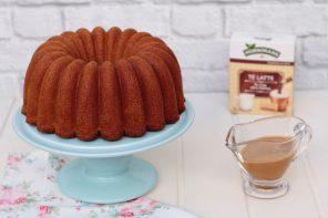 Chai Latte Bundt Cake