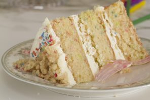 """MILK BAR"" BIRTHDAY CAKE"