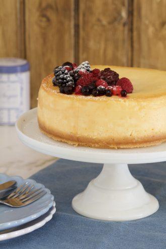 Cheesecake procesador