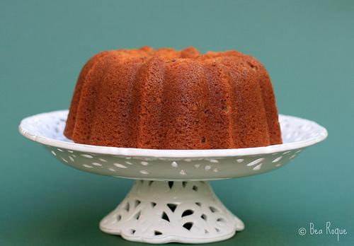 Tomato Soup Bundt Cake