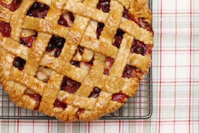 Cramberry Pie