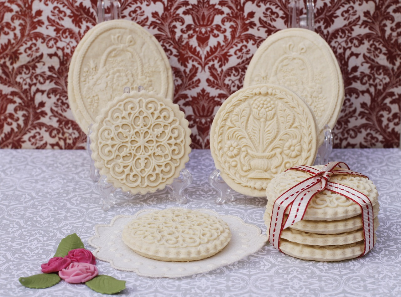 Unas galletas preciosas que impresionan al regalarlas!