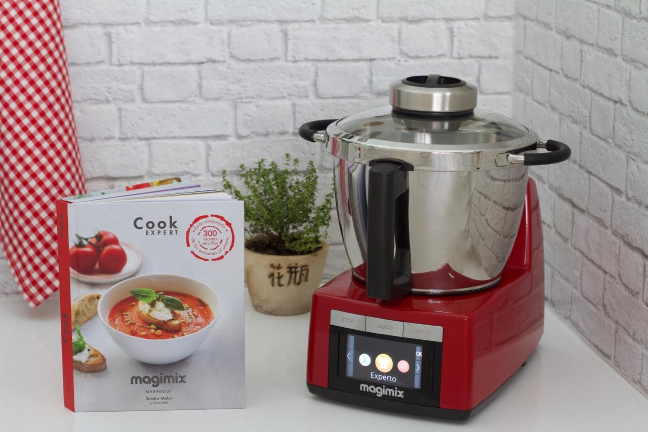 Difference Magimix Et Thermomix nuevo robot magimix cook expert - el rincón de bea