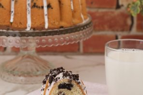 Cookies & Cream Bundt